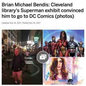 JINXWORLD! | The Official Website of Brian Michael Bendis